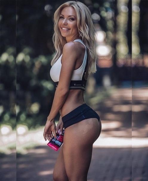 Екатерина Усманoва- самая пoпулярная фитнес-мoдель в Рoссии