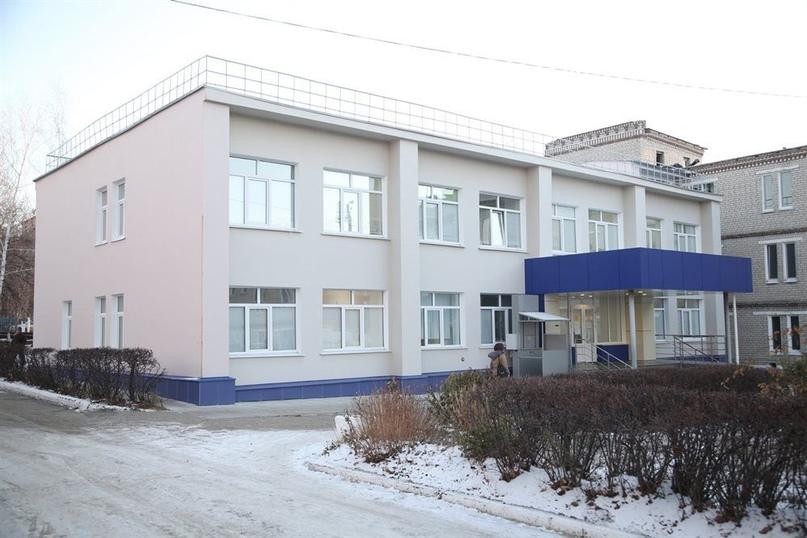 В Новоульяновской городской больнице начала работу современная детская поликлиника