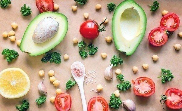 ТОП-20 полезных продуктов питания для здоровья 😃