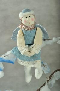 Ангел Зимний