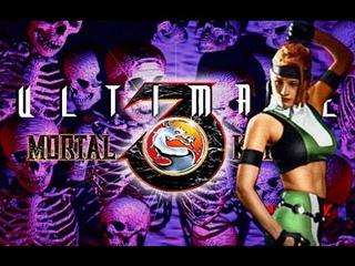 Ultimate Mortal Kombat 3 (Arcade) Sonya Gameplay Playthrough Longplay