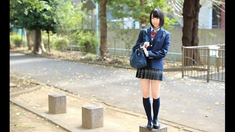 Rin Aoki [PornMir, Японское порно вк, new Japan Porno, Uncensored, All Sex, BlowJob, Uniform, Shaved, Cream Pie]