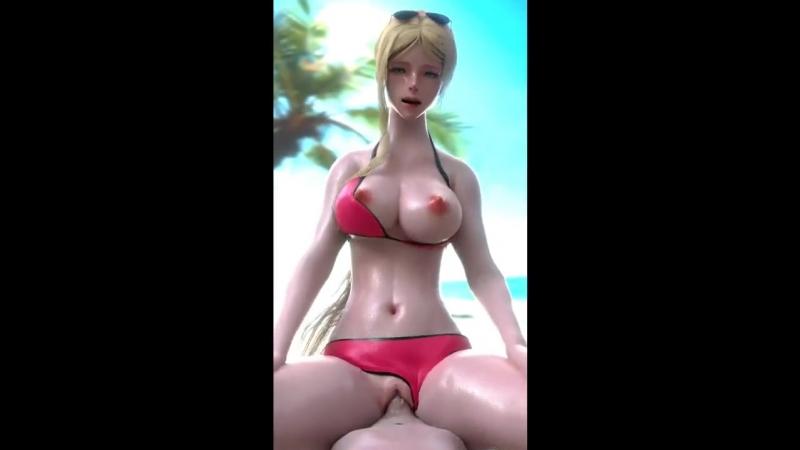Nier Automata 3 D HENTAI Cartoon porn порно мультфильм full hd xxx эротика