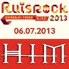 HIM - Ruisrock - Турку - 06.07.2013 - M&T