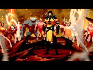 🔥 Легенды «Смертельной битвы»: Битва королевств
