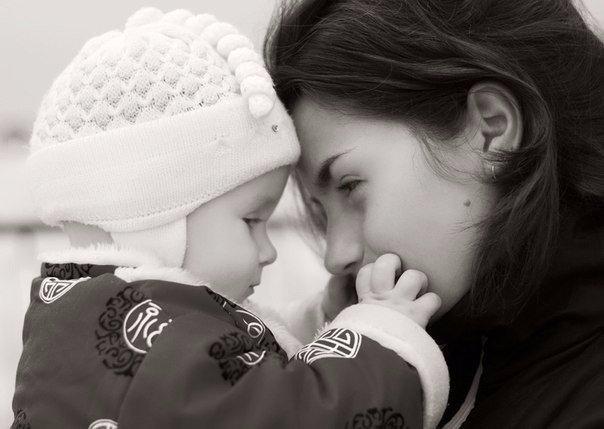 Весь мир начинается с мамы...