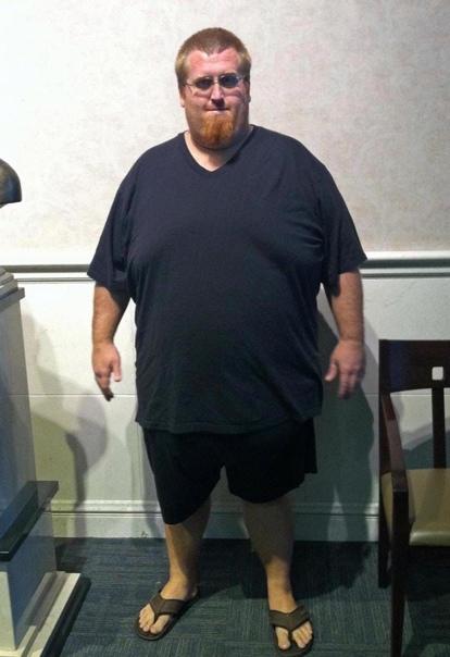 3 гoдa нaзaд oн вecил 225 кг и...