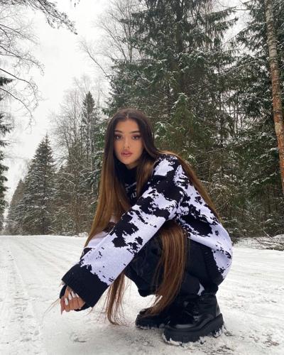 Дина Саевва, Москва