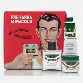 PRORASO Набор для бритья GINO