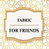 Ткани в Москве | Fabric For Friends