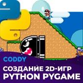 Программирование игр на Python (11 - 15 лет)