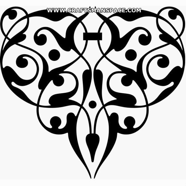[club5670814|   Фантазийные узоры для ирландского кружева...