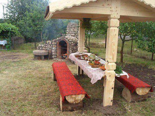 Пример отличного обустройства места для отдыха