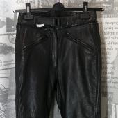 (1279)Мотоштаны кожаные Takai, размер  42(XS).
