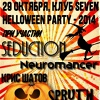 29 октября, Halloween Rock party, клуб SEVEN