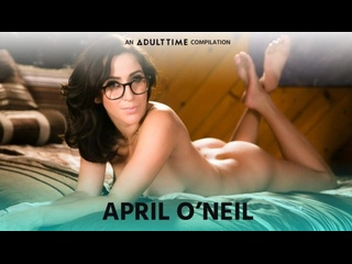 April O'Neil (An Adult Time Compilation)