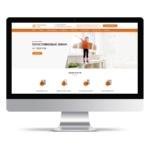 Готовый сайт для продажи пластиковых окон