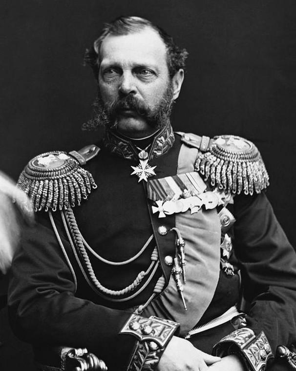 Похождения Александра II