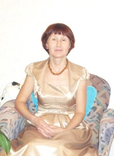 Зифа Кузнецова, Шарыпово