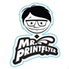 Printflyer Mr