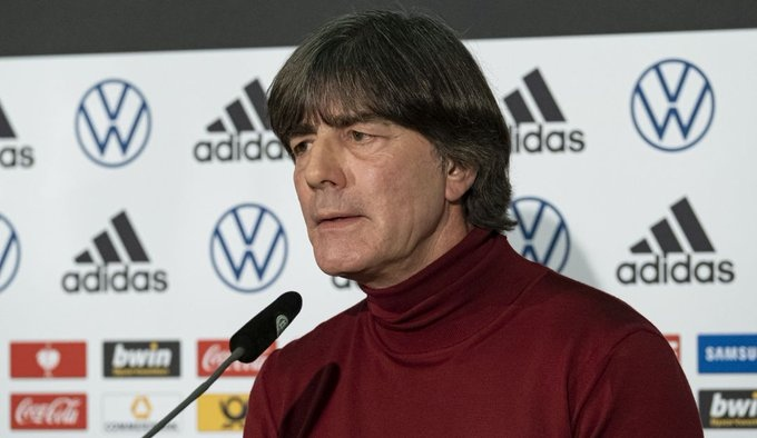 Главный тренер сборной Германии Йоахим Лев прокомментировал свое решение покинут...