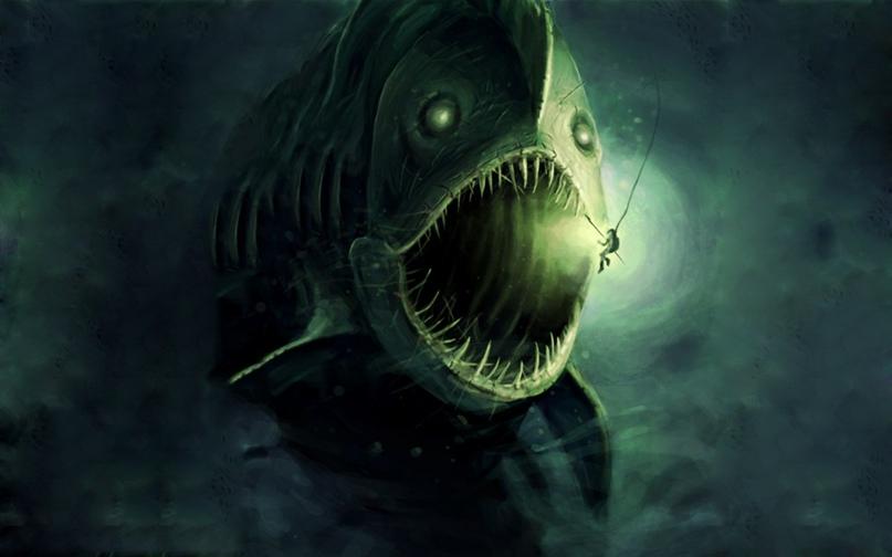 Подводный кошмар
