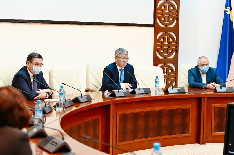 👨💻 Глава Бурятии подписал Указ об отставке Правительства