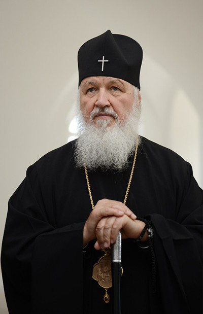 Патриарх Кирилл, Москва