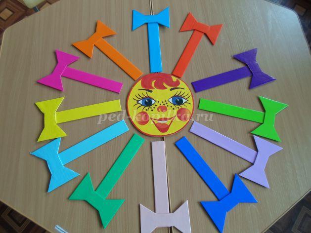 Дидактические игры своими руками по сенсорному воспитанию младших дошкольников.