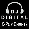 DJ Digital K-Pop Charts