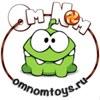 Магазин игрушек OmNomToys ● Ам Ням Cut the Rope