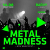 Metal Madness vol 3.0  @Барвы 14.08.16