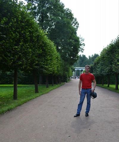 Denis Tsvetkov, Санкт-Петербург