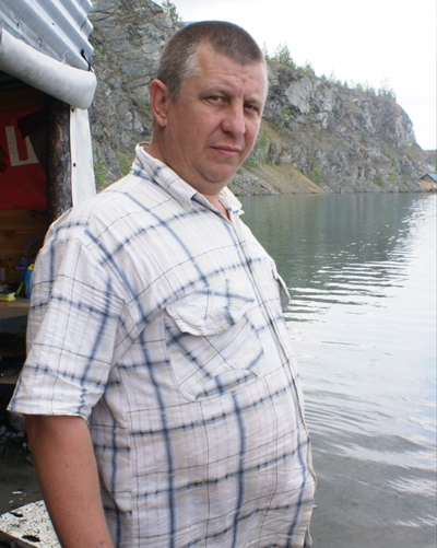 Владимир Катаев, Тюмень