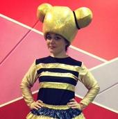 Аниматор Кукла L.O.L. (ЛОЛ) - Королева Пчел (Queen Bee)