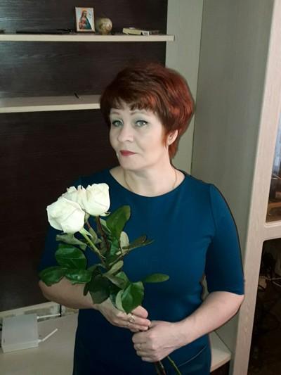 Любовь Бибикова, Пермь