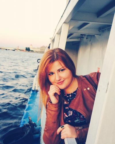 Ольга Ларионова, Санкт-Петербург
