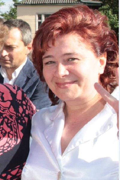Людмила Михаилова, Киев