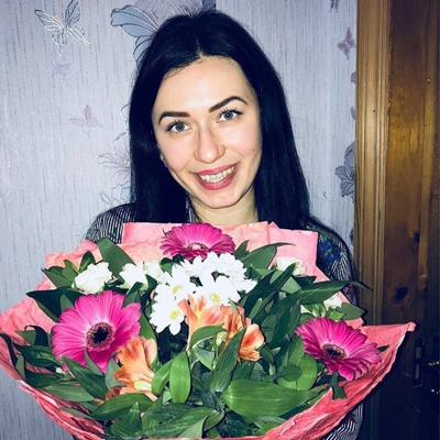 Анастасия Черкашина, Харьков