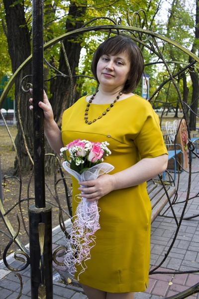 Ирина Кошубинская, Мариуполь
