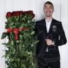 Бутик цветов | доставка роз | розы гиганты 150см