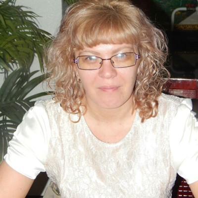 Татьяна Вершинская, Назарово