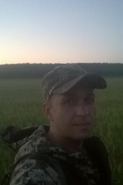 Сергей Овсянников, Чернянка