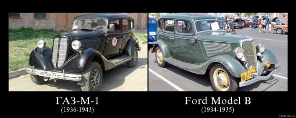 Советские автомобили. Советские?, изображение №3