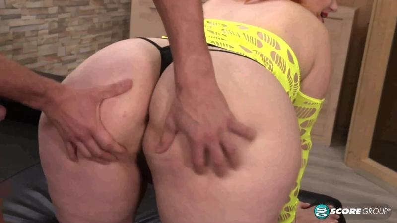 Толстая мама трахает сына, sex milf mom mature bbw fat ass butt saggy tit boob young