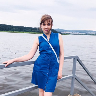 Екатерина Шаронова, Златоуст