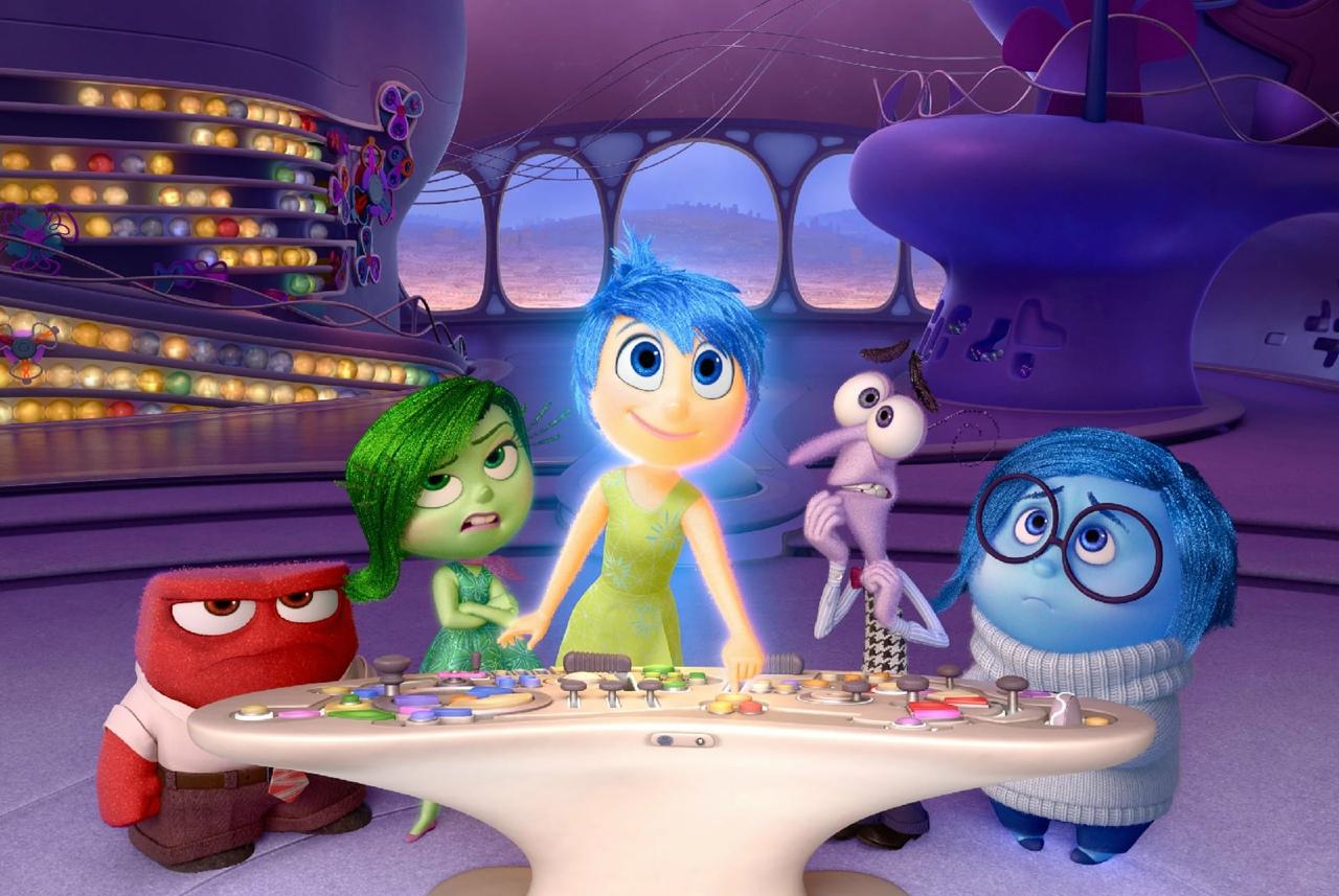 Сегодня анимационной студии Pixar исполнилось 35 лет!🥳