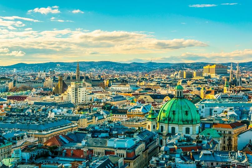 С 7 апреля в магазины Вены станут пускать только с отрицательным тестом на коронавирус