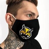 Защитная маска от ХК «Северсталь»