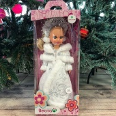 Кукла Анастасия- снегурочка